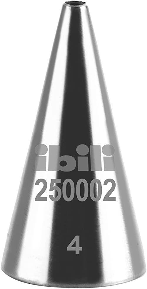 Ibili 250002 tulejka do pieczenia forma okrągła gładka 2 mm