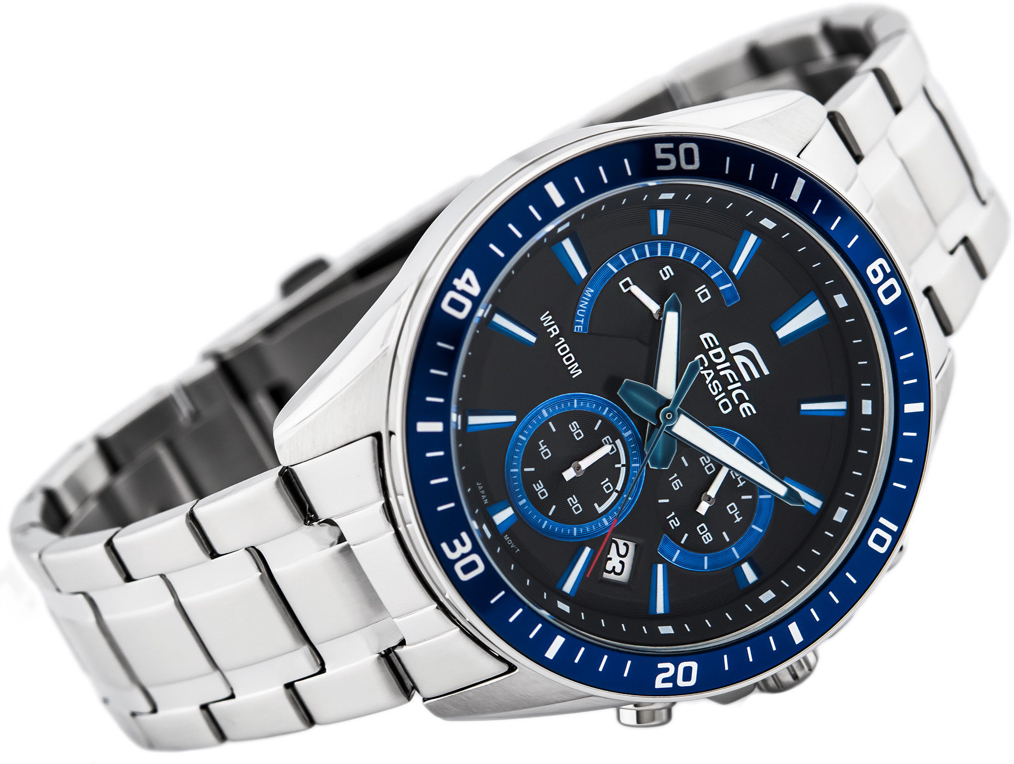 Zegarek Casio EFR-552D-1A2VUEF - CENA DO NEGOCJACJI - DOSTAWA DHL GRATIS, KUPUJ BEZ RYZYKA - 100 dni na zwrot, możliwość wygrawerowania dowolnego tekstu.
