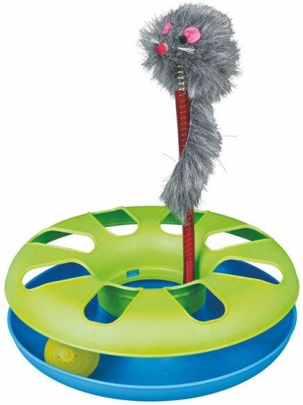 Kółko dla kota z myszką 24x29 cm