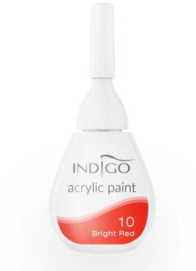 Farbka akrylowa 09 - Deep Orange 10ml