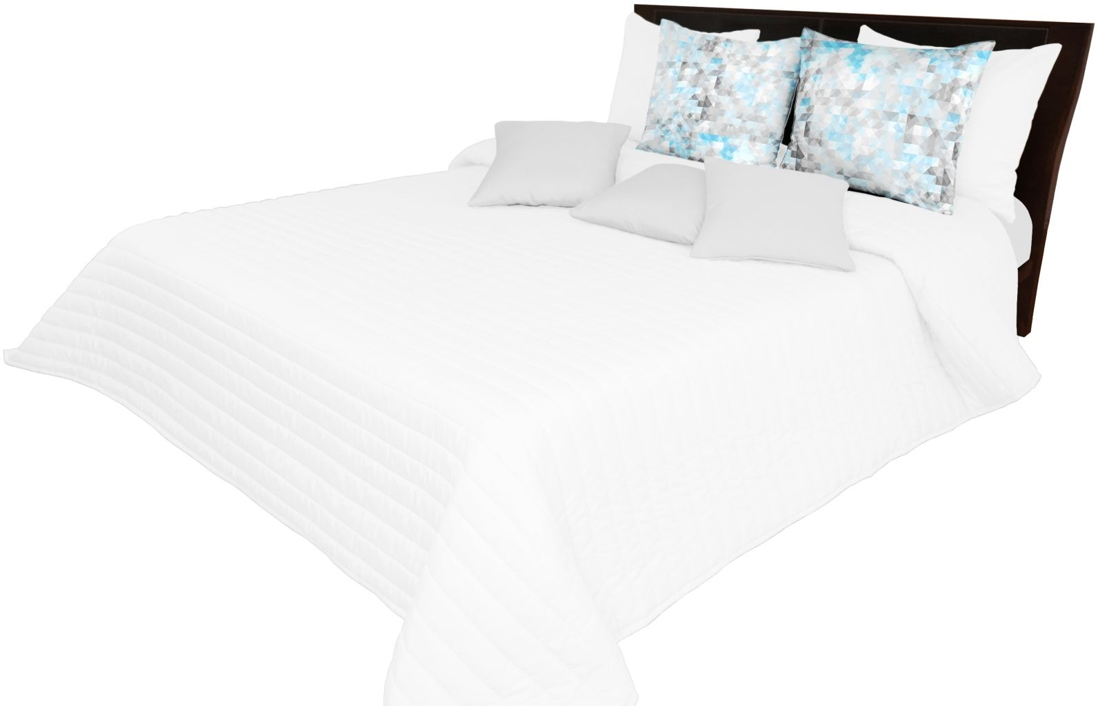 Narzuta pikowana na łóżko NMG-06 Mariall