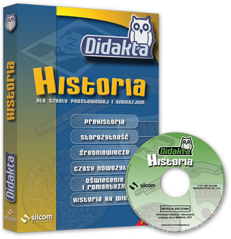 DIDAKTA Historia - multilicencja - CD-ROM