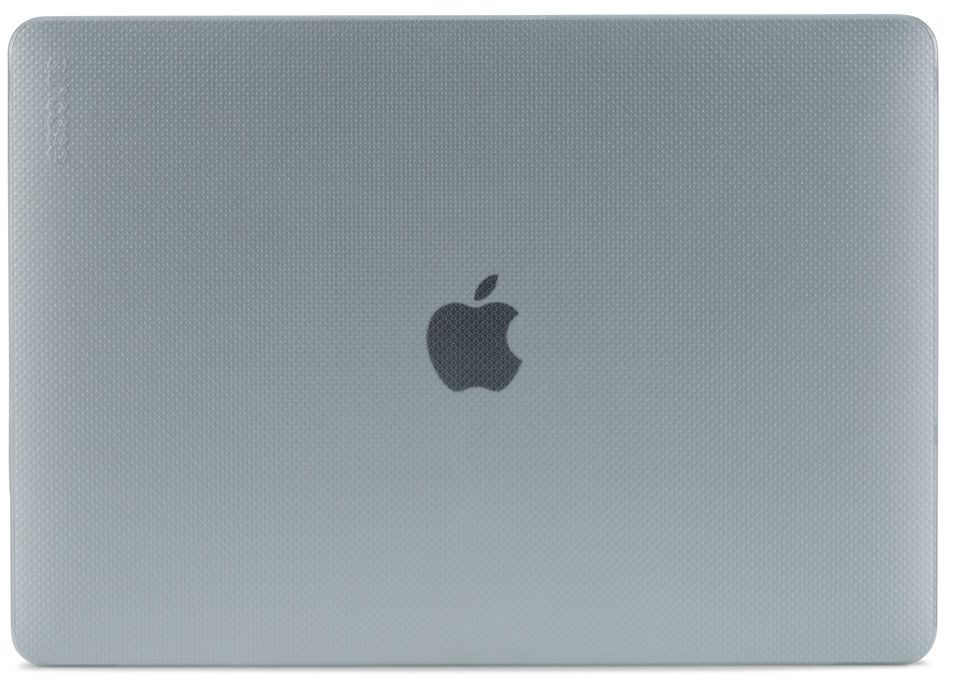 """Incase Twarda obudowa obudowa etui do Apple MacBook Pro 13,3"""" (Mid 2020, M1-Late 2020) - przezroczyste [wzór 3D Dot-Design I wycięcia na kratkę wentylacyjną I lekkie i cienkie] - INMB200629-CLR"""