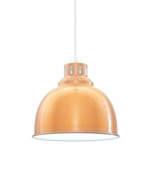 Lumina Deco Fabbiano mosiężna lampa wisząca