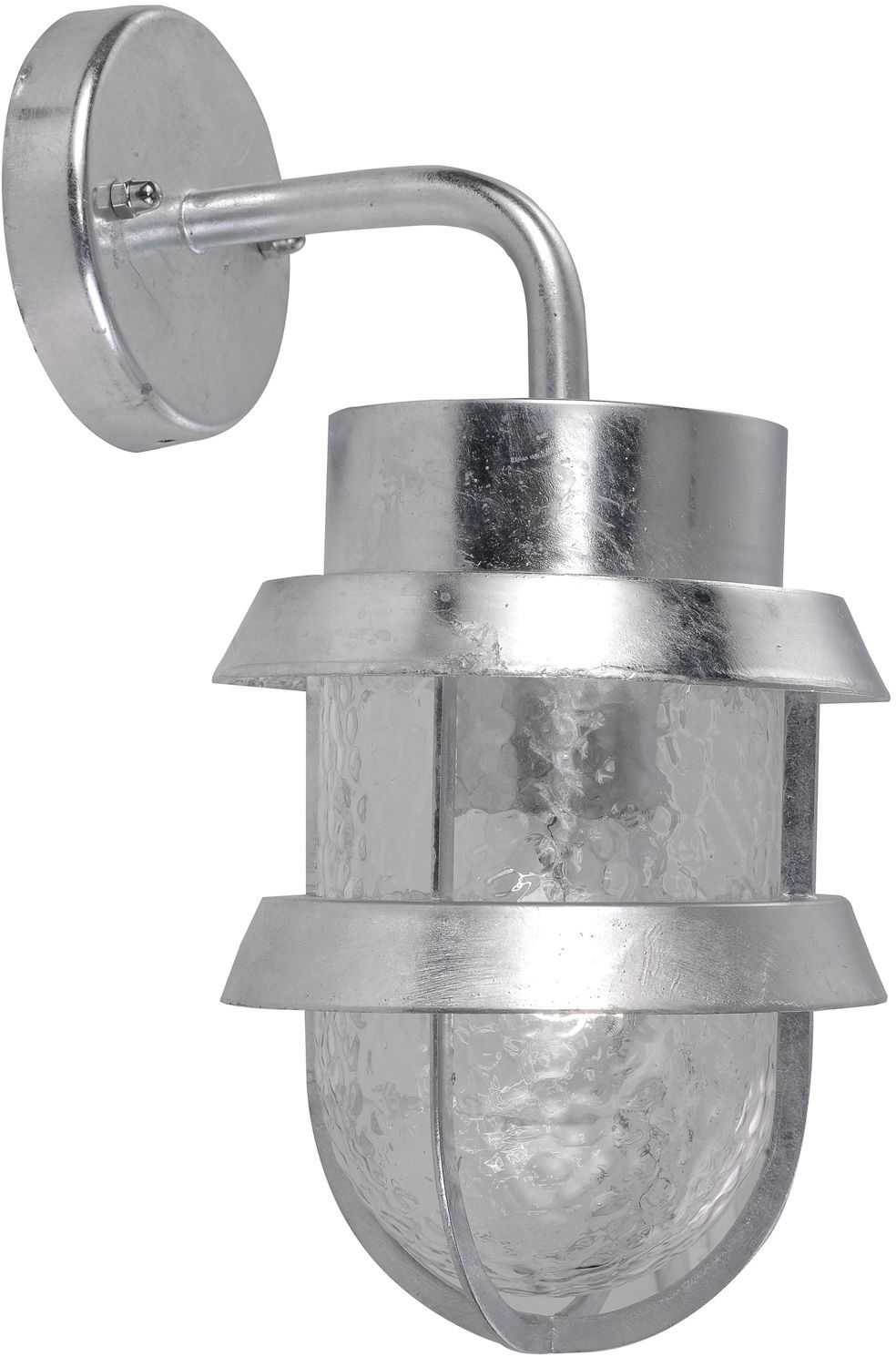 Italux kinkiet lampa ścienna Tivoli 6631/G IP44 srebrny