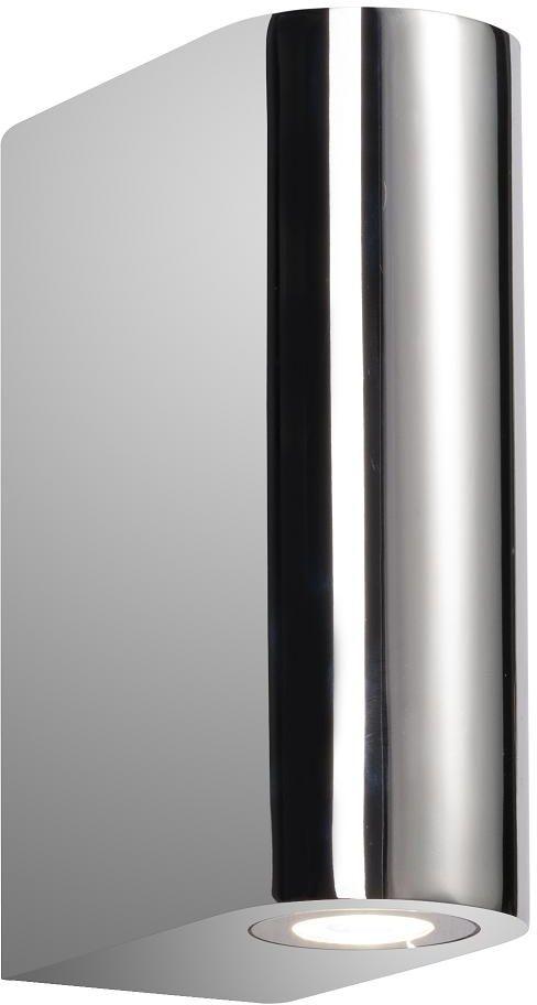 Italux kinkiet lampa ścienna Satya MB1202124-1B IP44 chrom LED 1W 4000K