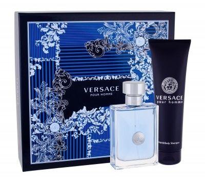 Versace Pour Homme zestaw upominkowy XIX. dla mężczyzn