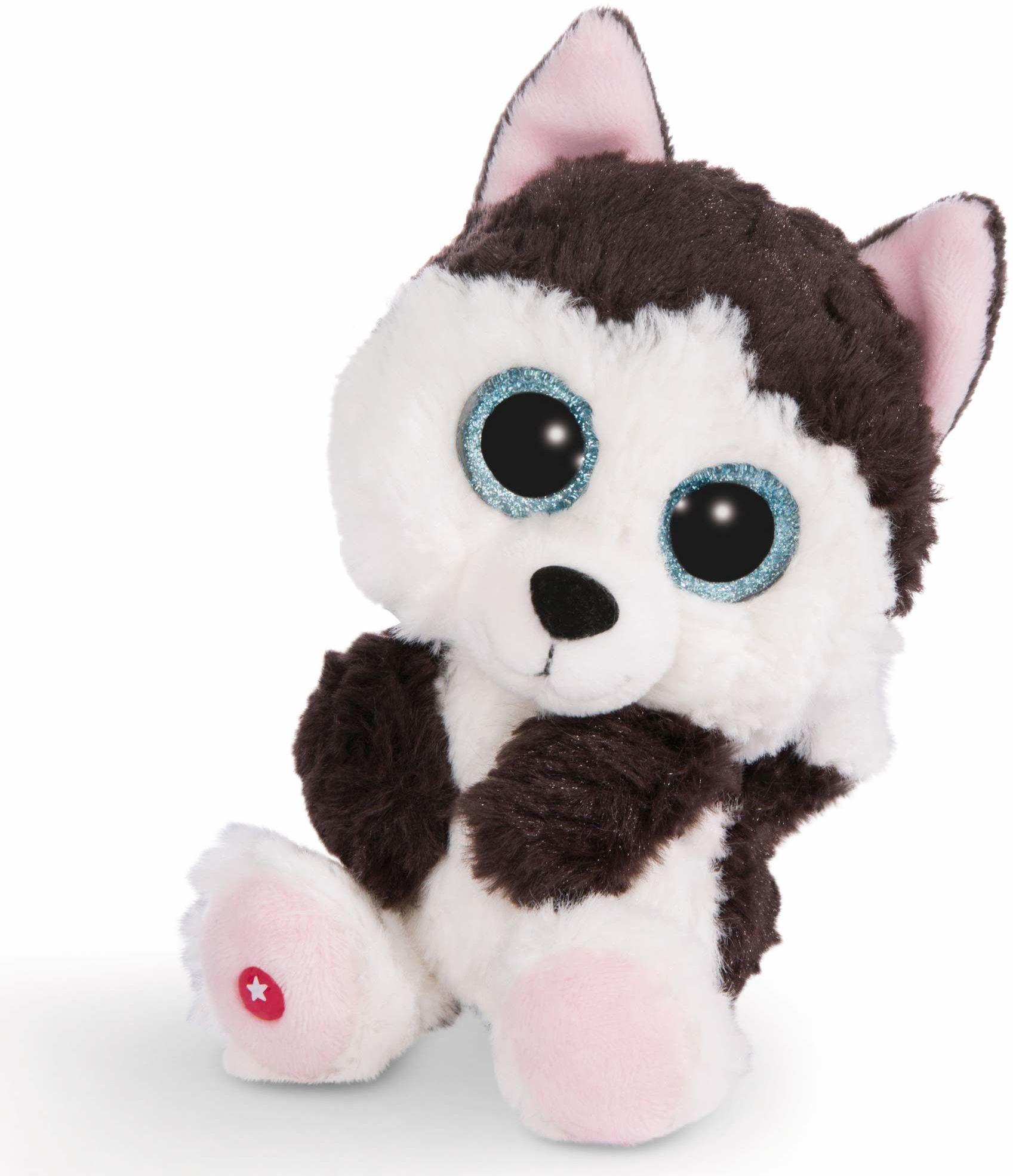 NICI 45558 GLUBSCHIS przytulanka zabawka Husky Barkley 15 cm