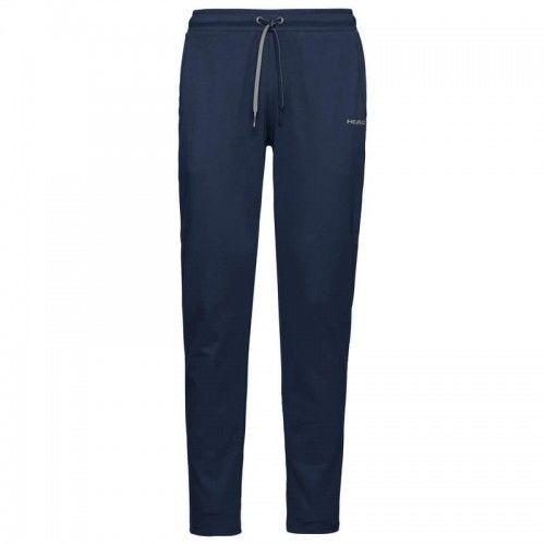Head Club Byron Pants M - dark blue/white