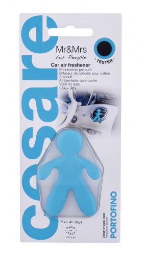 Mr&Mrs Fragrance Cesare Portofino zapach samochodowy 1 szt unisex