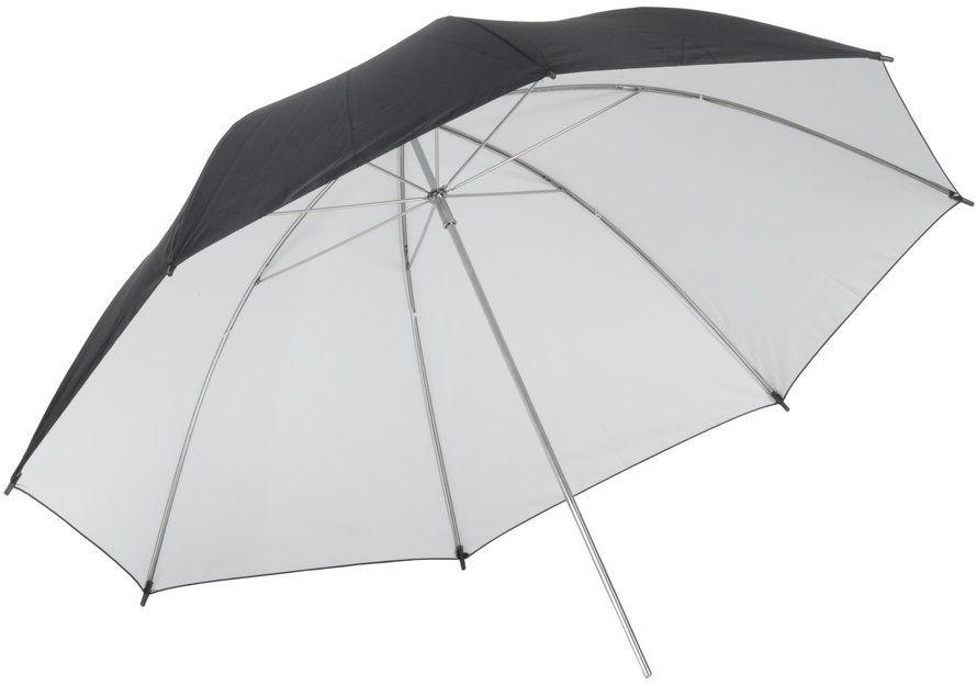 Quadralite parasolka biała 120cm