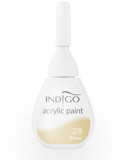 Farbka akrylowa 28 - Beige 10ml