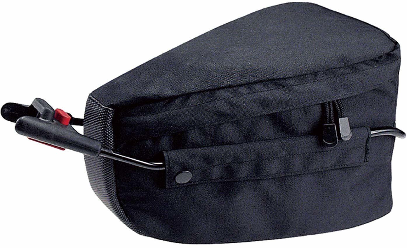 Klickfix torba rowerowa Contour Mudguard, czarna, 40 x 30 x 20 cm, 15 litrów, 0217 KM