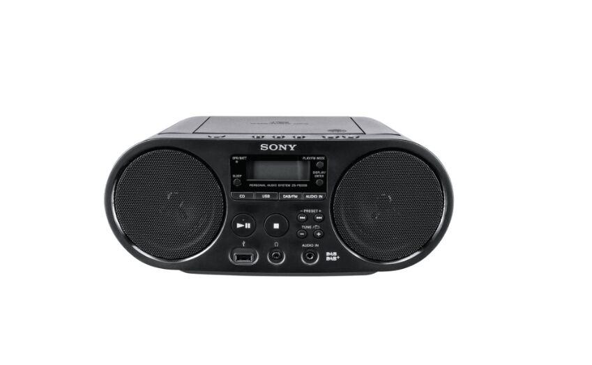 Sony ZS-PS55B Boombox CD