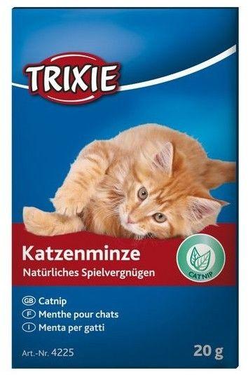 Trixie kocimiętka w proszku 20g Do każdego zamówienia dodaj prezent. Bez dodatkowych wymagań - tak łatwo jeszcze nie było!