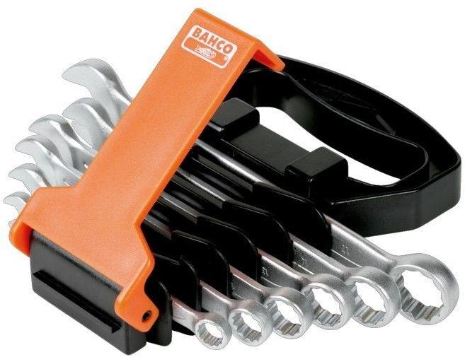 zestaw kluczy oczkowo-płaskich 6 szt. 8-17mm, Bahco [S20/SH6]