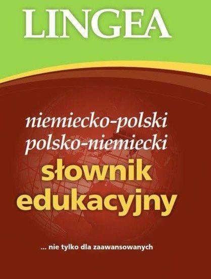 Niemiecko-polski, polsko-niemiecki słownik edukac. - praca zbiorowa