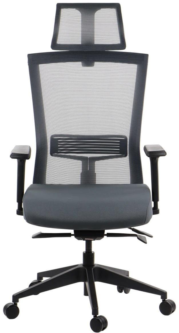 Fotel biurowy gabinetowy obrotowy HOPE/GY