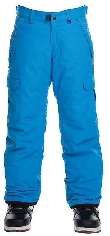 spodnie 686 - Boys Infinity Cargo Insl Pnt Bluebird (BLBD)