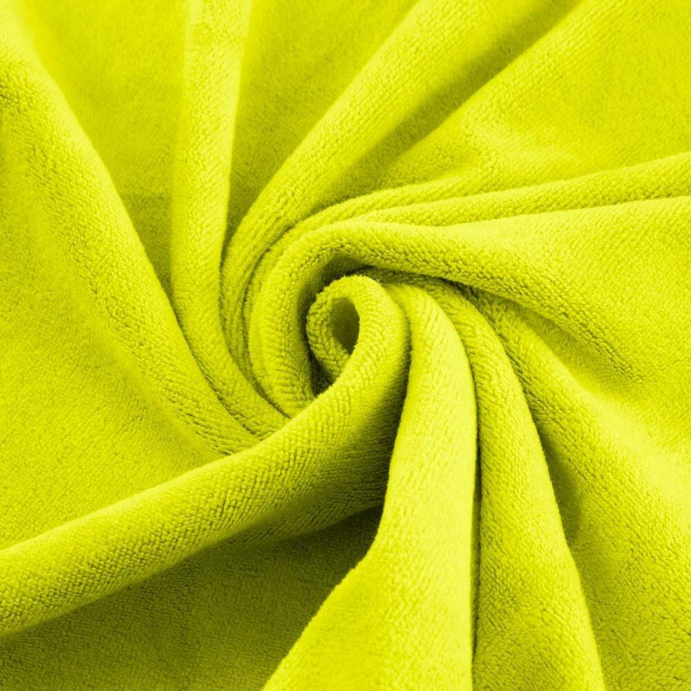 Ręcznik Szybkoschnący Amy 30x30 05 limonkowy 380 g/m2 Eurofirany