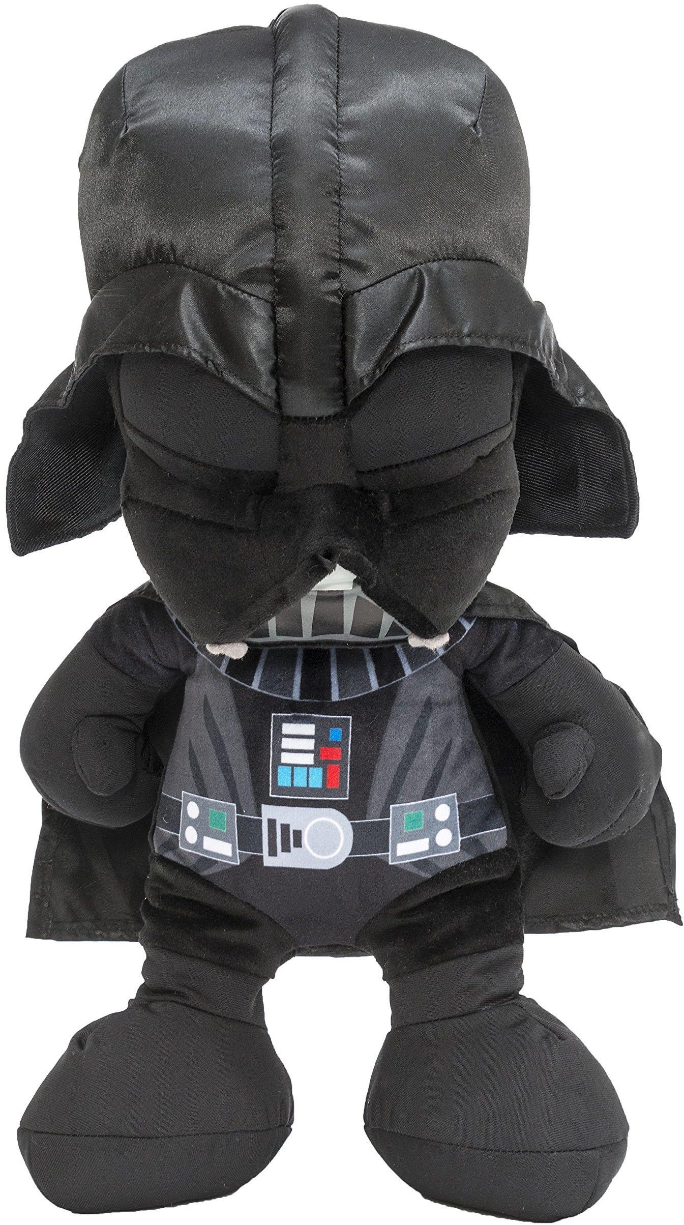 Joy Toy 1400703 - Darth Vader Velboa aksamitny plusz, 45 cm