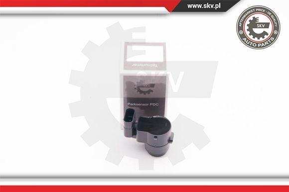 Czujnik zbliżeniowy ESEN SKV 28SKV001