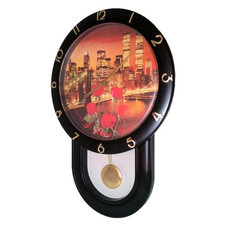Zegar z wahadłem Manhattan