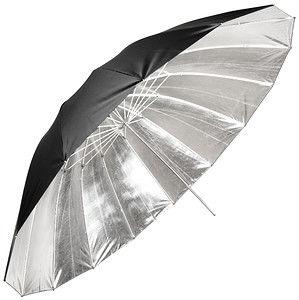JOYART parasolka srebrna paraboliczna FG 180 cm
