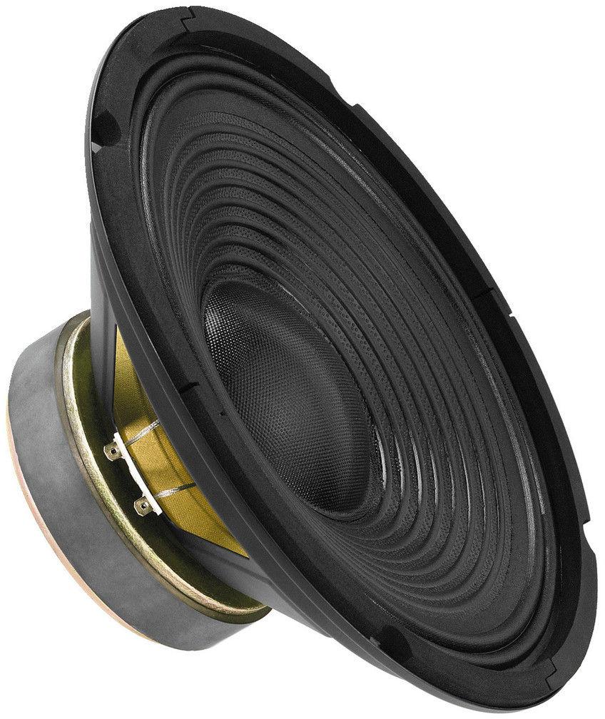 Monacor SP-252PA, uniwersalny głośnik nisko-średniotonowy