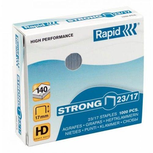 Zszywki RAPID Strong 23 / 10 1M (1000)