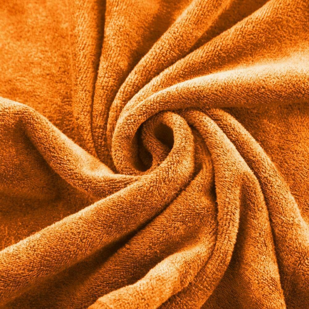 Ręcznik Szybkoschnący Amy 30x30 13 pomarańczowy 380 g/m2 Eurofirany