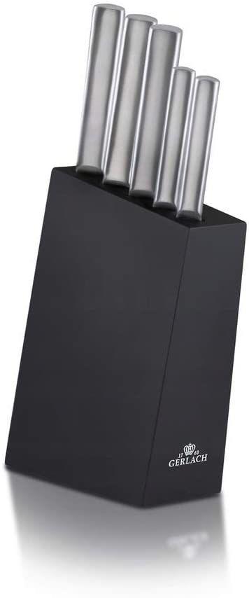 Gerlach Zestaw noży w bloku Ambiente