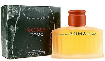 Laura Biagiotti Roma Uomo woda toaletowa - 75ml