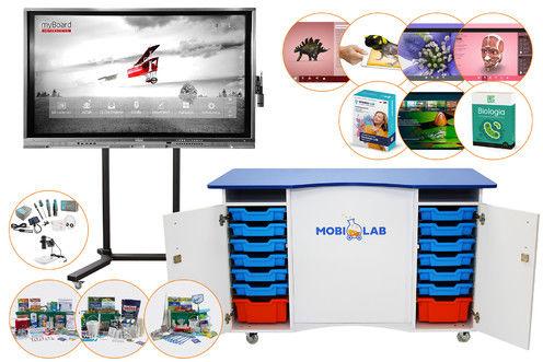 Pracownia biologiczna MOBILAB BIOLOGIA PREMIUM