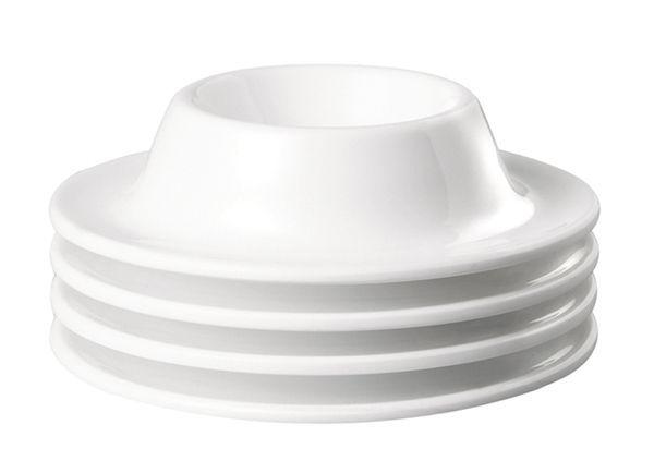 Talerzyk na jajko z melaminy 4 szt. śr.85x(H)20mm
