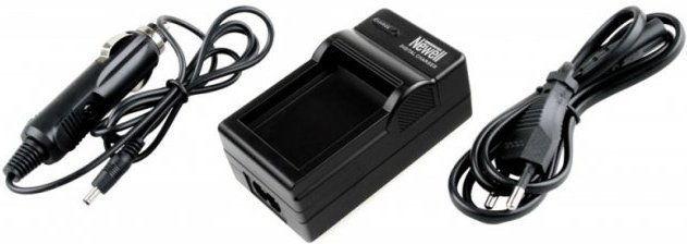 Ładowarka dwukanałowa Newell SDC-USB do akumulatorów Nikon EN-EL14