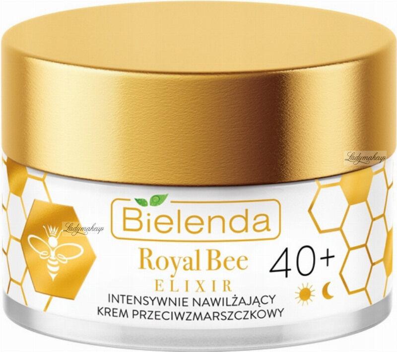 Bielenda - Royal Bee Elixir - Intensywnie nawilżający krem przeciwzmarszczkowy - 40+ Dzień/Noc - 50 ml