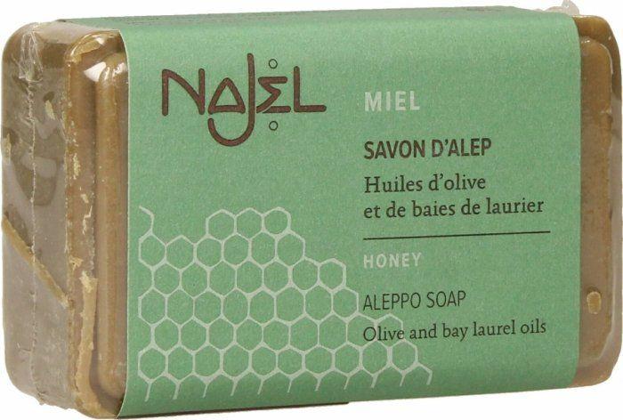 Mydło Aleppo z Miodem, Najel, 100g