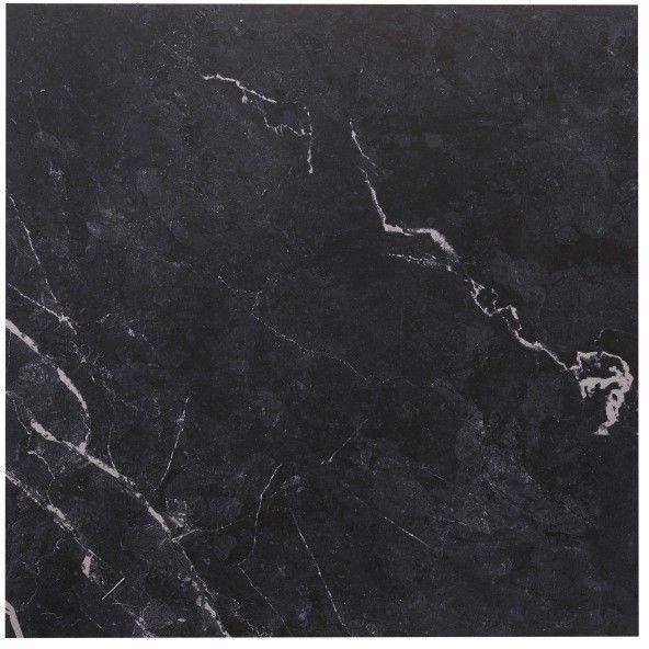 Płytka podłogowa Ultimate Marble Colours 60 x 60 cm black mat 1,08 m2