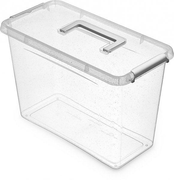 Pojemnik NANO BOX 13L z rączką