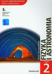 Fizyka i astronomia Podręcznik Cęść 2