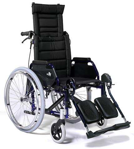 Wózek inwalidzki specjalny eclips+30