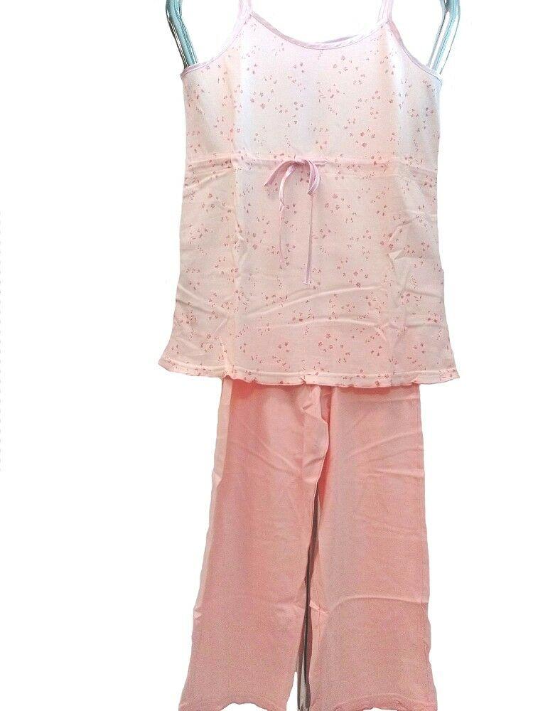 Piżama damska łączka 107 S Morela Luna