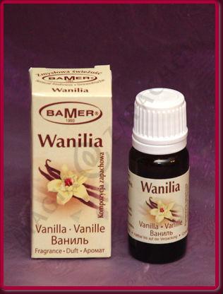 WANILIA - olejek zapachowy BAMER 7 ml