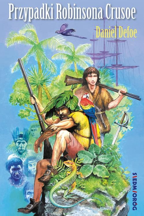 Przypadki Robinsona Crusoe - Defoe Daniel - ebook
