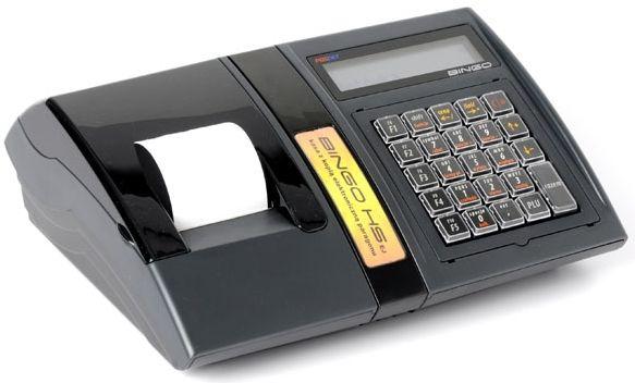 Kasa fiskalna Posnet Bingo HS EJ XL kopia elektroniczna