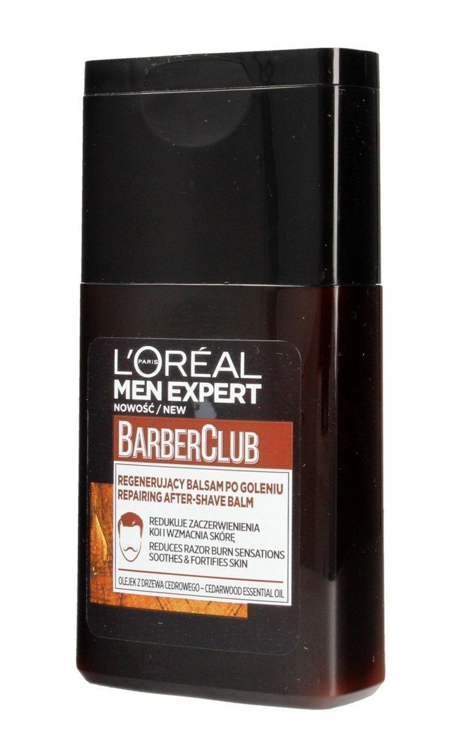 Loreal Loreal Men Expert Barber Club Balsam po goleniu regenerujący 125ml
