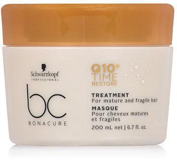 Schwarzkopf BC Q10+ Time Restore Maska do włosów dojrzałych i delikatnych 200 ml