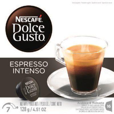 Kapsułka NESCAFE Dolce Gusto Espresso Intenso. Kup taniej o 40 zł dołączając do Klubu