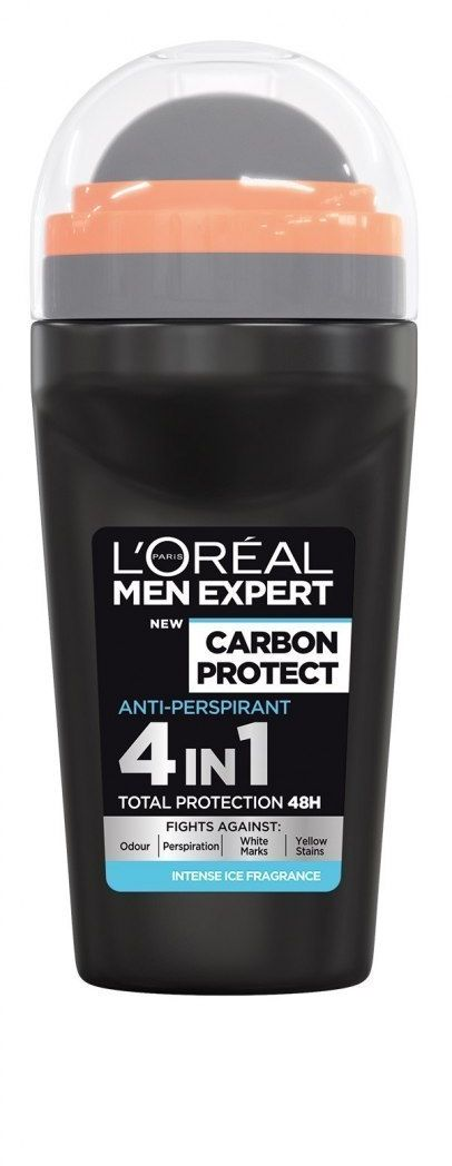 Loreal Loreal Men Expert Dezodorant roll-on Carbon Protect 4w1 50ml